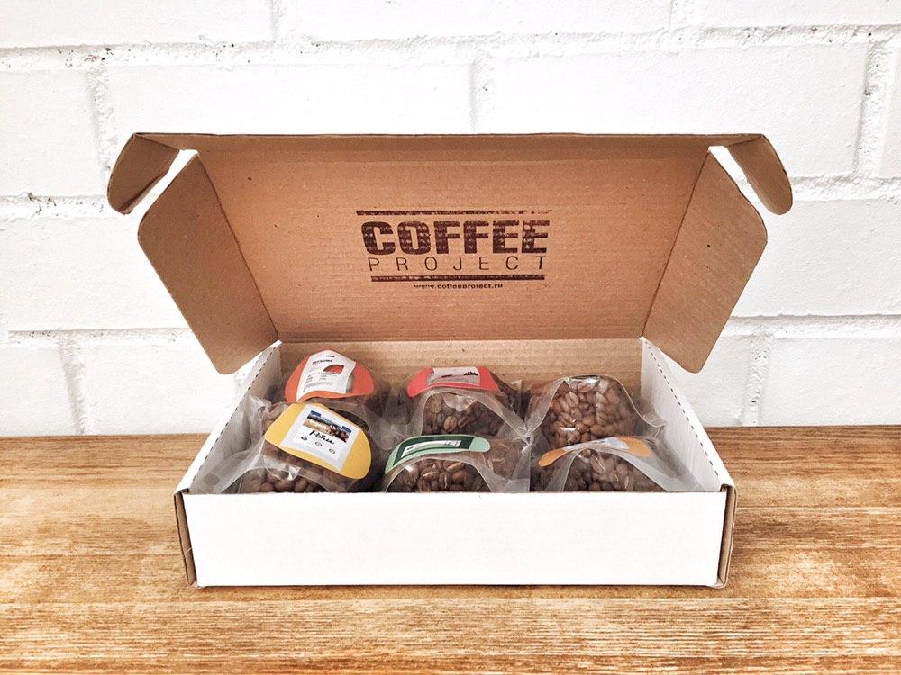 Июльский Espresso box