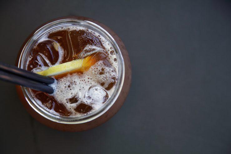 Рецепт кофейного лимонада