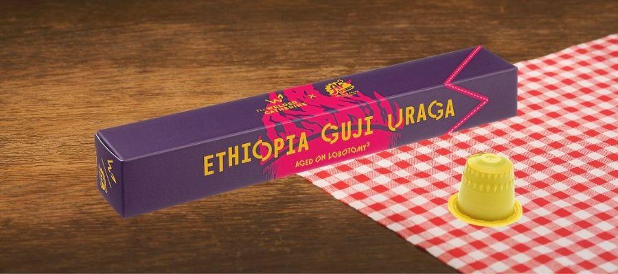 Капсулы Эфиопия Гуджи Урага
