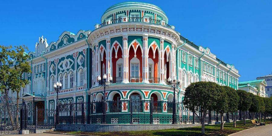 Екатеринбург - места, где можно забрать заказанный кофе и не платить за доставку