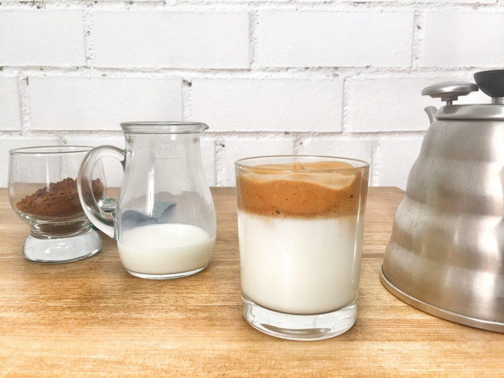Далгона-кофе