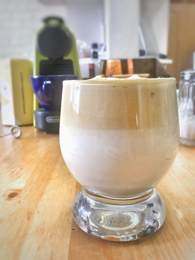Далгона-кофе на Эспрессо