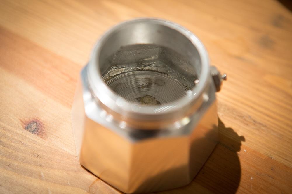 Нижняя колба Гейзерной кофеварки