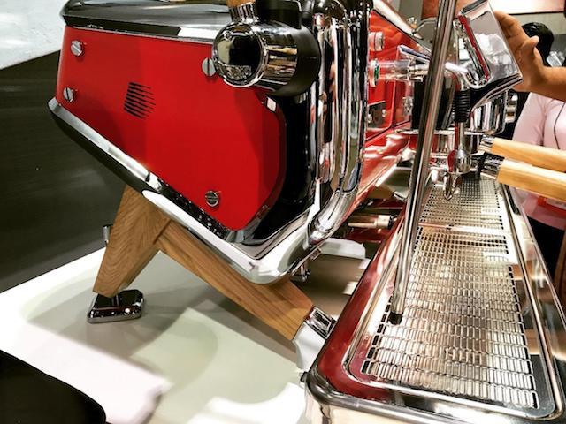 Эспрессо-машина Astoria