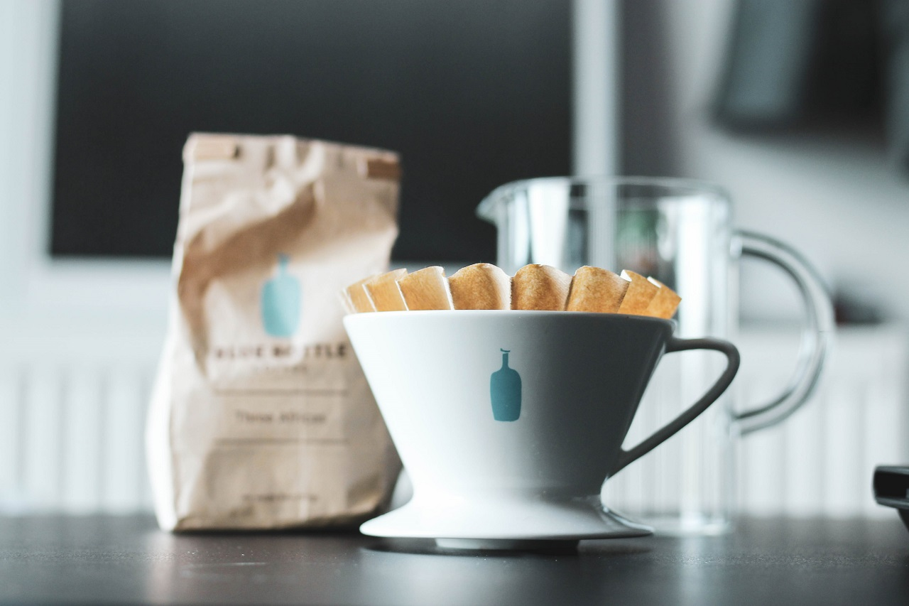 Пуровер от Blue Bottle Coffee