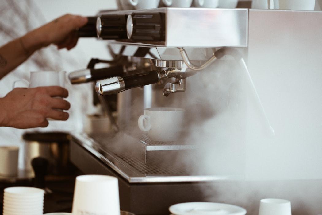 Эспрессо-машина