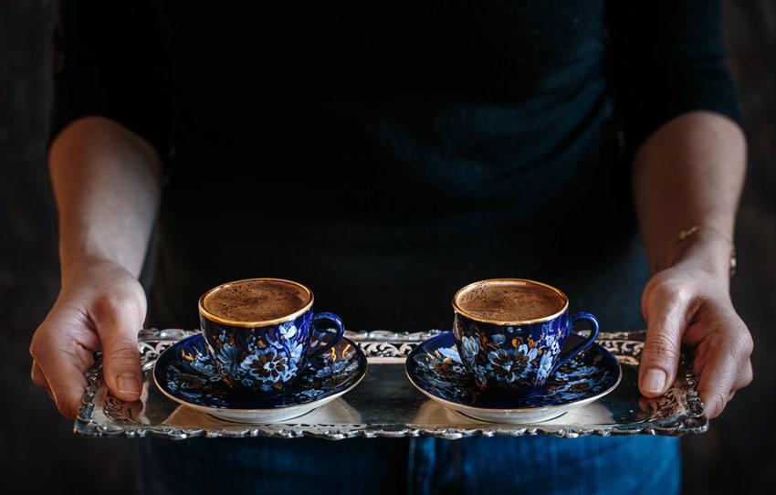 фото кофе для двоих из турки всего, мистификацию