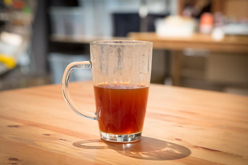 Готовый кофе из Аэропресса