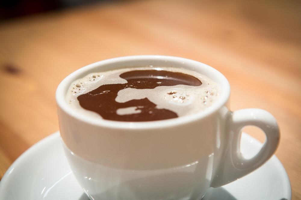 Ваш кофе готов!