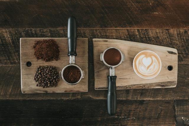 Жизнь жареного кофейного зерна