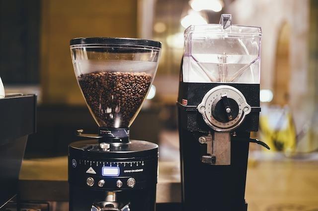 Разные кофемолки, разная шкала деления