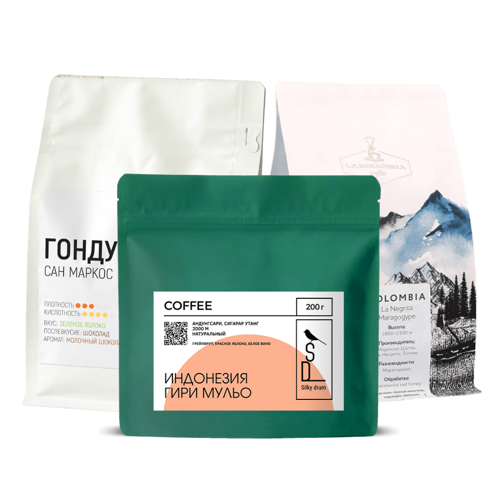Кофе в зернах в Омске